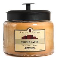 Mocha Latte 70 oz Montana Jar Candle