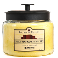 Pear Mango Smoothie 70 oz Montana Jar Candles