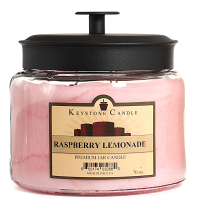 Raspberry Lemonade 70 oz Montana Jar Candles