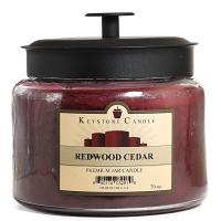 Redwood Cedar 70 oz Montana Jar Candles