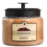 Sandalwood 70 oz Montana Jar Candles