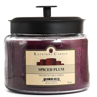 Spiced Plum 70 oz Montana Jar Candles