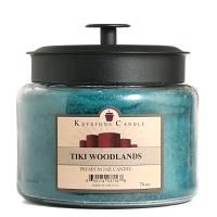 Tiki Woodlands 70 oz Montana Jar Candle