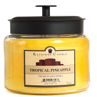 Tropical Pineapple 70 oz Montana Jar Candles