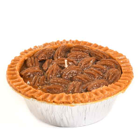 5 inch Pecan Pie Candles