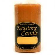 2 x 3 Spiced Pumpkin Pillar Candles