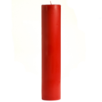 2 x 9 Christmas Essence Pillar Candles