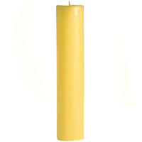 2 x 9 Pear Mango Smoothie Pillar Candles