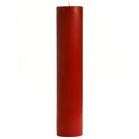 3 x 12 Mulberry Pillar Candles