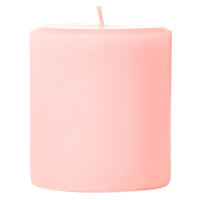 3 x 3 Sweet Pea Pillar Candles