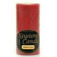 3 x 6 Frankincense and Myrrh Pillar Candles