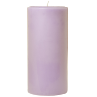 3 x 6 Lemon Lavender Pillar Candles