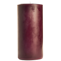 3 x 6 Spiced Plum Pillar Candles
