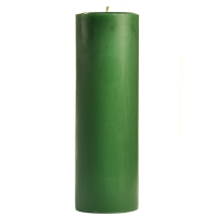 3 x 9 Bayberry Pillar Candles