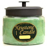 Coconut Lime Verbena 64 oz Montana Jar Candles