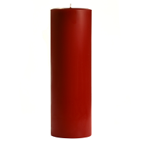 3 x 9 Mulberry Pillar Candles