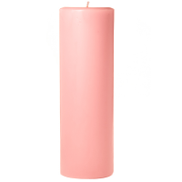 3 x 9 Sweet Pea Pillar Candles