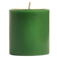 4 x 4 Bayberry Pillar Candles
