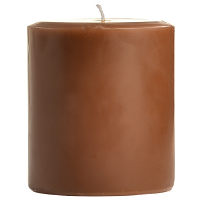 4 x 4 Cinnamon Stick Pillar Candles