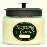Cream Brulee 64 oz Montana Jar Candles
