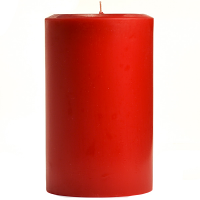 4 x 6 Christmas Essence Pillar Candles