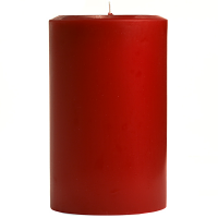 4 x 6 Cranberry Chutney Pillar Candles