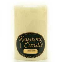 4 x 6 French Vanilla Pillar Candles