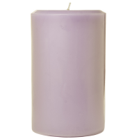 4 x 6 Lemon Lavender Pillar Candles