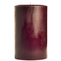 4 x 6 Spiced Plum Pillar Candles