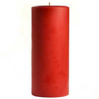 4 x 9 Apple Cinnamon Pillar Candles