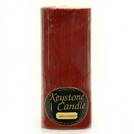 4 x 9 Cranberry Chutney Pillar Candles