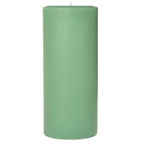4 x 9 Honeydew Melon Pillar Candles