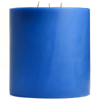 6 x 6 Blueberry Cobbler Pillar Candles