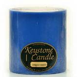 6 x 6 Blueberry Cobbler Pillar Candles