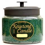Holiday Wreath 64 oz Montana Jar Candles