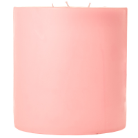 6 x 6 Sweet Pea Pillar Candles