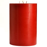 6 x 9 Christmas Essence Pillar Candles