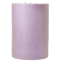 6 x 9 Lemon Lavender Pillar Candles