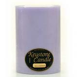 6 x 9 Lemon Lavender Pillar Candles