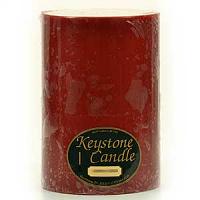 6 x 9 Mulberry Pillar Candles
