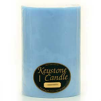6 x 9 Ocean Breeze Pillar Candles