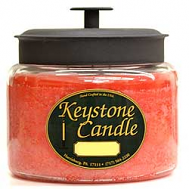 Juicy Peach 64 oz Montana Jar Candles