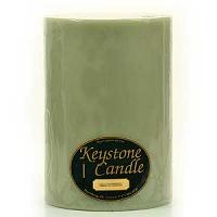 6 x 9 Sage and Citrus Pillar Candles