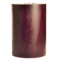 6 x 9 Spiced Plum Pillar Candles