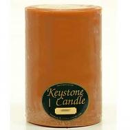 6 x 9 Spiced Pumpkin Pillar Candles