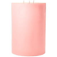 6 x 9 Sweet Pea Pillar Candles