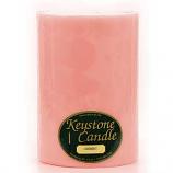 6 x 9 Sweet Pea Pillar Candles
