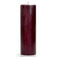 Recycled Wax 3 x 9 Pillar Candles