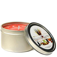 8 oz Coconut Mango Splash Candle Tins