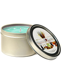 8 oz Cool Citrus Basil Candle Tins